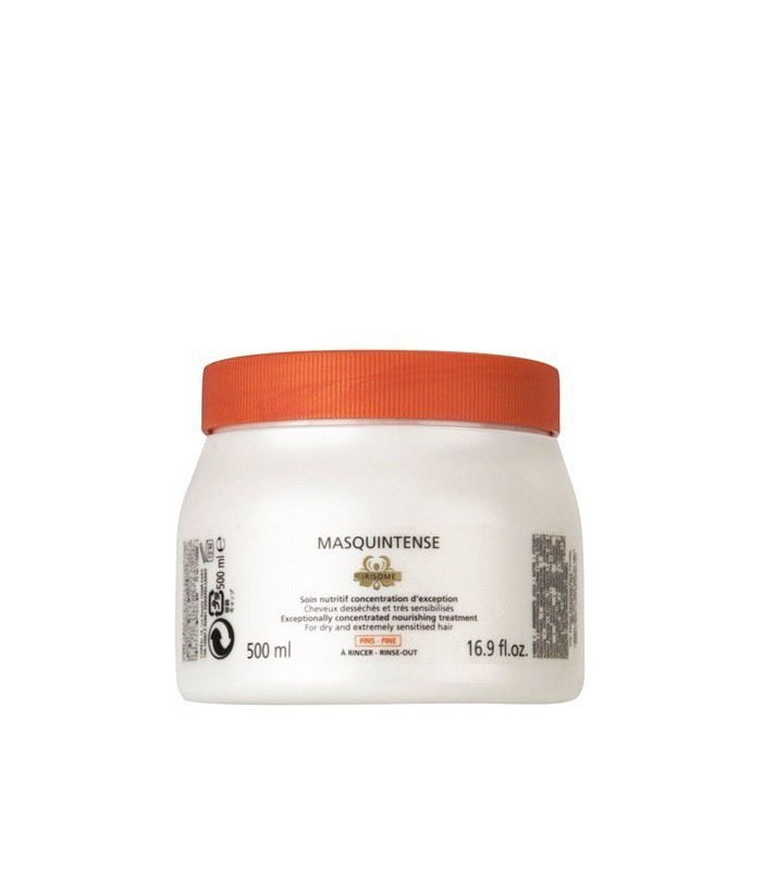 Mascarilla nutritiva Kérastase Masquintense Cabello Fino 500 ml