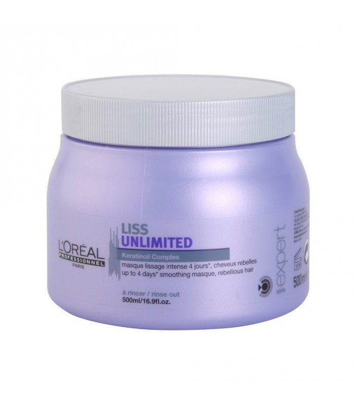 Mascarilla Liss Unlimited 500 ML
